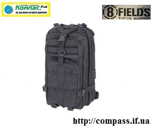 Рюкзак 8FIELDS MODULAR MEDIUM 15L Black