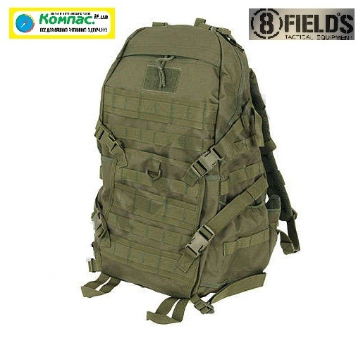 Рюкзак Assault Backpack 8FIELDS 26L Olive