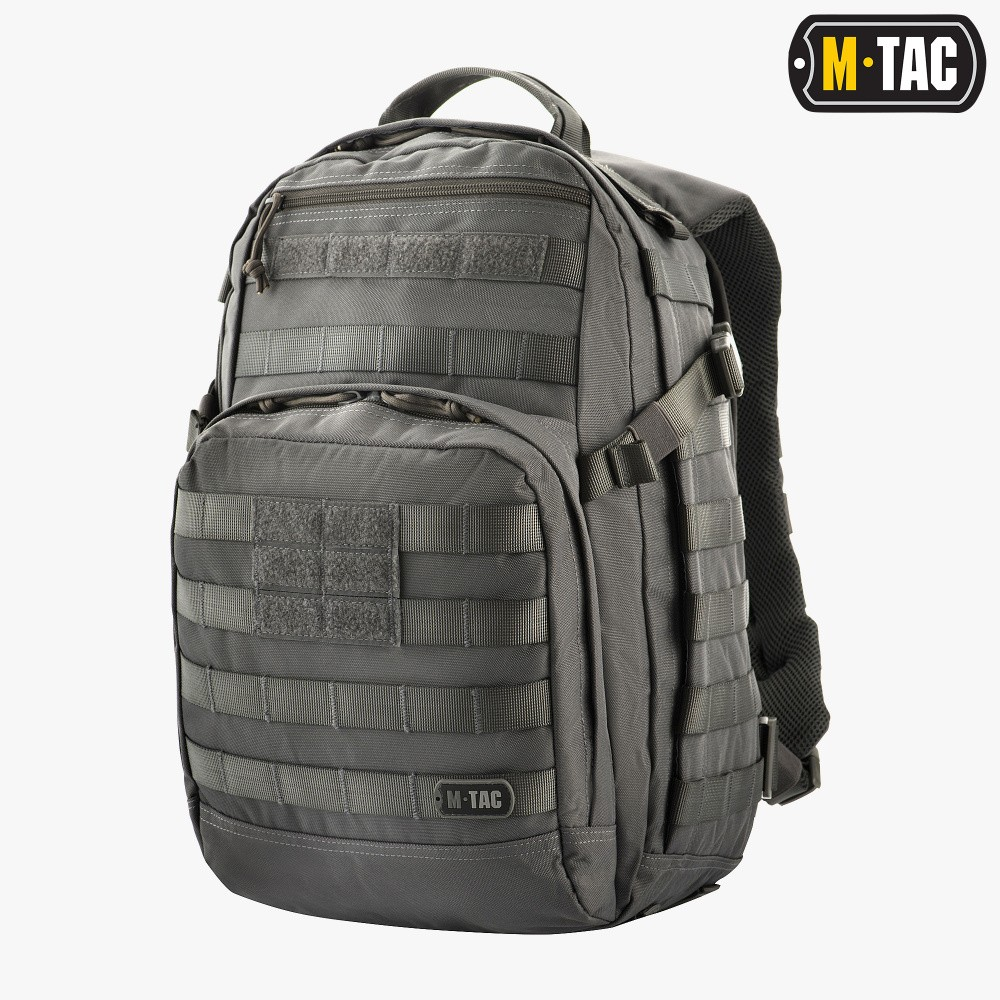 M-TAC РЮКЗАК SCOUT PACK GREY