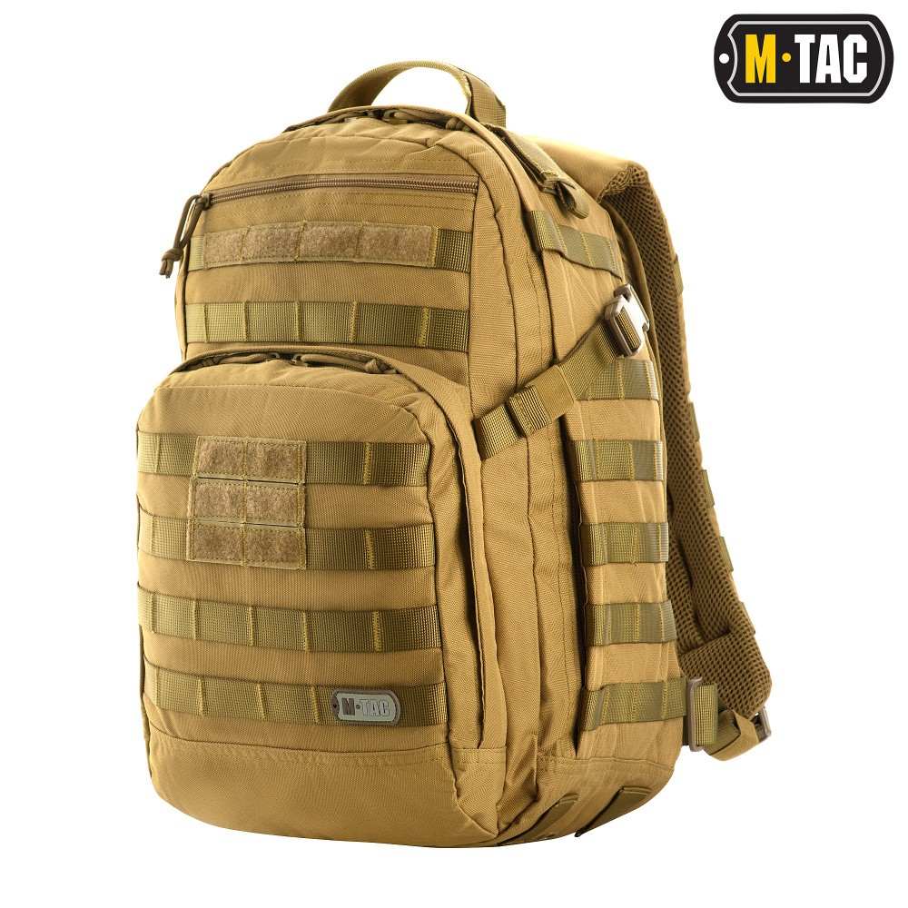 M-TAC РЮКЗАК SCOUT PACK COYOTE